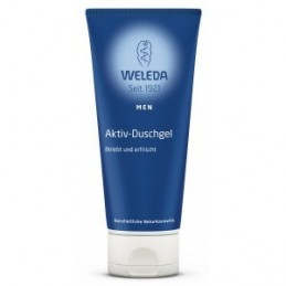 MEN Gel de duş revigorant-WELEDA