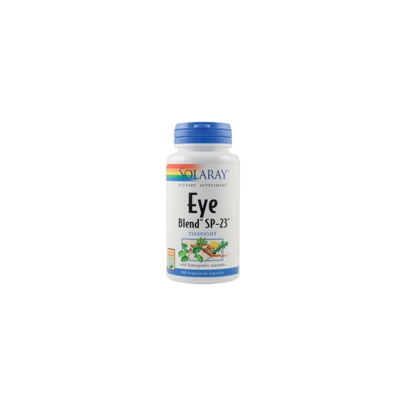 Eye Blend 100  capsule Solaray Secom