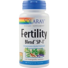 Fertility Blend 100 capsule Solaray Secom