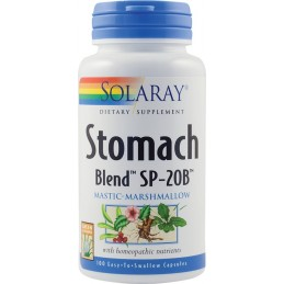 Stomach Blend 100 capsule Solaray Secom