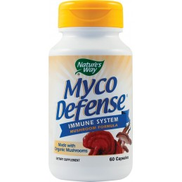 Myco Defense 60 capsule Secom
