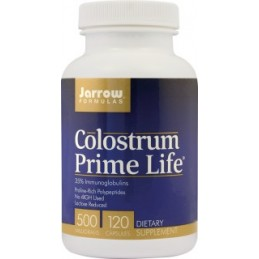 Colostrum Prime Life 500mg 120 capsule Jarrow Formulas Secom