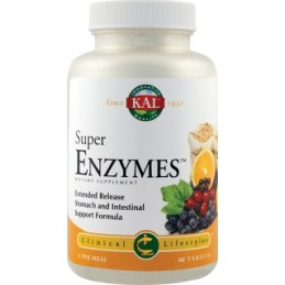Super Enzymes 60 capsule Secom