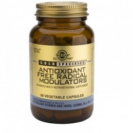 Antioxidant Free Radical Modulators 60 cps Solgar