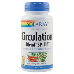 CIRCULATION BLEND 100 cps Solaray SECOM