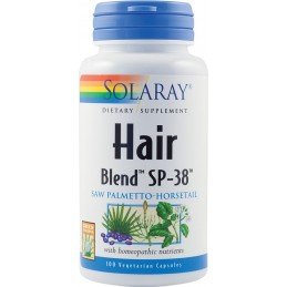 HAIR BLEND 100 capsule SOLARAY SECOM