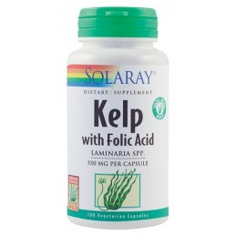 KELP 550mg 100cps SOLARAY SECOM