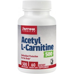 ACETYL L-CARNITINE 500mg 60cps SECOM