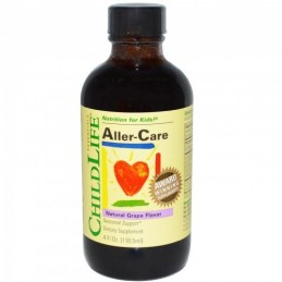 ALLER-CARE 118.5ml (gust de struguri) SECOM