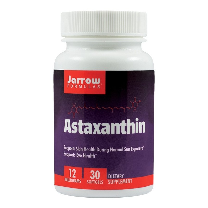 ASTAXANTHIN 12mg 30cps SECOM