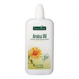 Arnica Oil 120ml Plantextrakt
