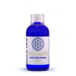 Aurum Aur coloidal-ionic 20ppm 240ml Agnes Itara