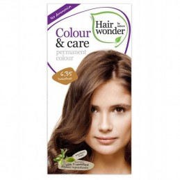 Vopsea permanenta fara amoniac 6.35 Hazelnut, Colour & Care