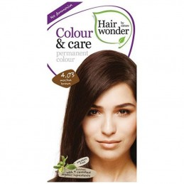 Vopsea permanenta fara amoniac 4.03 Mocha brown, Colour & Care