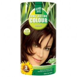 Vopsea de par Long Lasting Colour Auburn 4.56