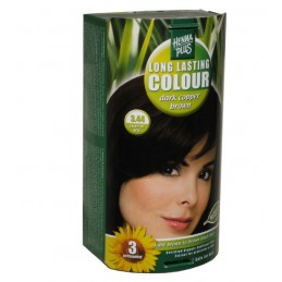 Vopsea de par Long Lasting Dark Cooper brown 3.44