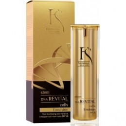 Stem Cells DNA Revital Emulsion – SPF 25- 30 ml Herbavit