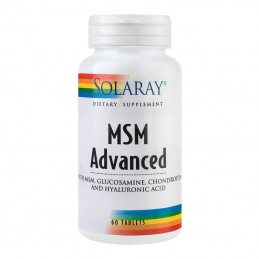 MSM Advanced Tablets 60...