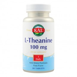L-Theanine 100mg  30...