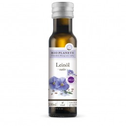 Ulei de in ecologic 100 ml...