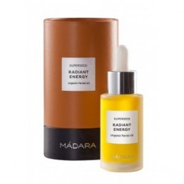 SUPERSEED Radiant Energy - Ulei facial iluminato-MADARA